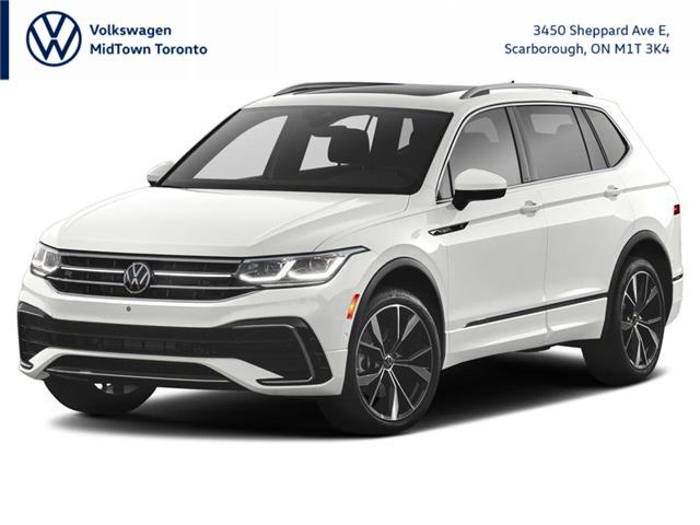 2022 Volkswagen Tiguan Comfortline (Stk: W2795) in Toronto - Image 1 of 3