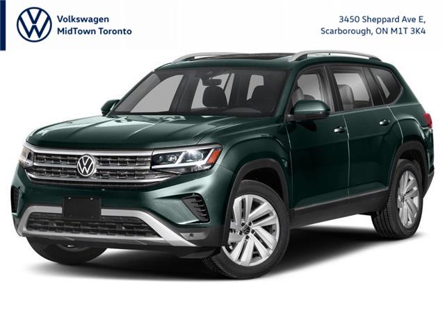 2022 Volkswagen Atlas 3.6 FSI Execline (Stk: W2804) in Toronto - Image 1 of 9
