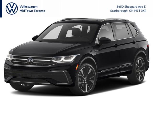 2022 Volkswagen Tiguan Comfortline (Stk: W2806) in Toronto - Image 1 of 3