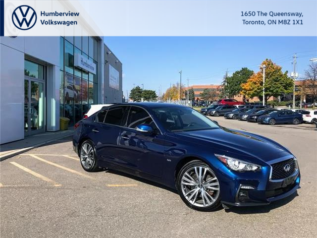 2019 Infiniti Q50 3.0t Signature Edition (Stk: 97784A) in Toronto - Image 1 of 21