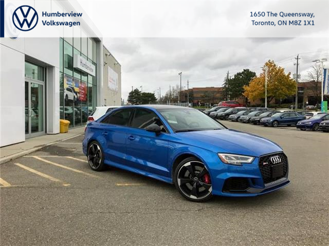 2018 Audi RS 3 2.5T (Stk: 5285P) in Toronto - Image 1 of 20