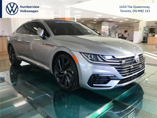 2019 Volkswagen Arteon 2.0 TSI (Stk: 97045) in Toronto - Image 1 of 20