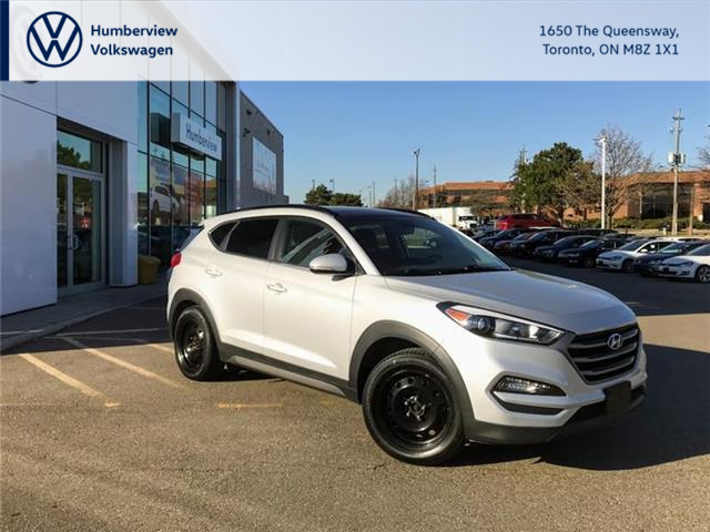2016 Hyundai Tucson Luxury (Stk: 98202A) in Toronto - Image 1 of 20