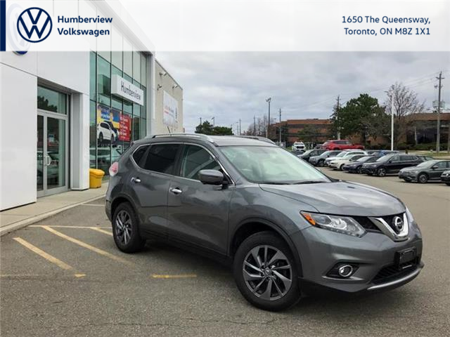 2016 Nissan Rogue SV (Stk: 7432TA) in Toronto - Image 1 of 20