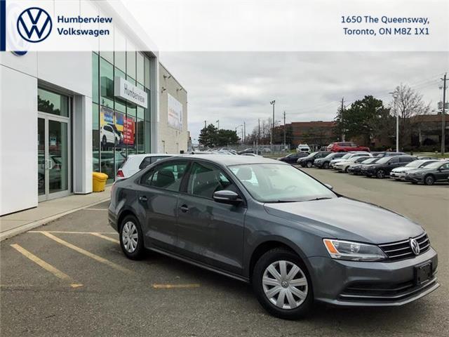2016 Volkswagen Jetta 1.4 TSI Trendline+ (Stk: 97929A) in Toronto - Image 1 of 20
