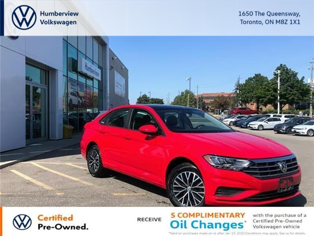 2019 Volkswagen Jetta 1.4 TSI Highline (Stk: 3330RO) in Toronto - Image 1 of 17