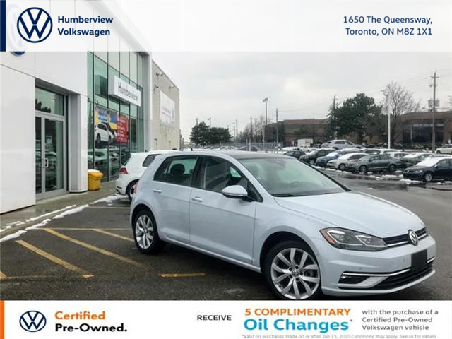 2019 Volkswagen Golf 1.4 TSI Execline (Stk: 6991RO) in Toronto - Image 1 of 21