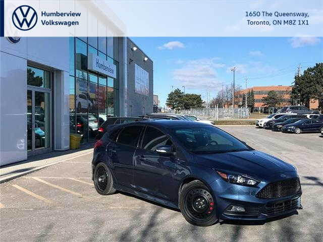 2018 Ford Focus ST Base (Stk: 98055A) in Toronto - Image 1 of 20