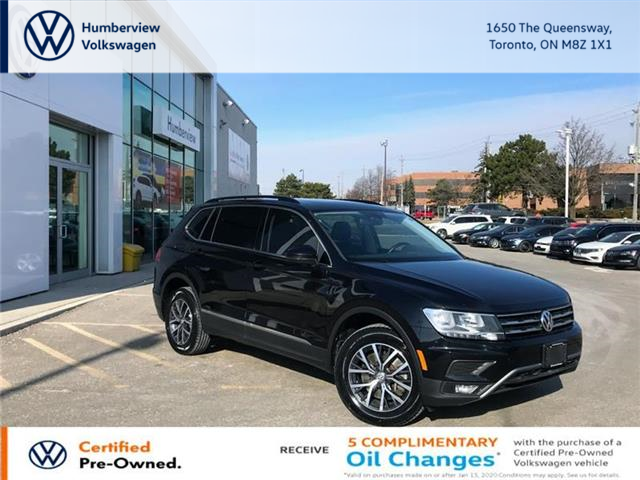 2018 Volkswagen Tiguan Comfortline (Stk: 98141A) in Toronto - Image 1 of 22