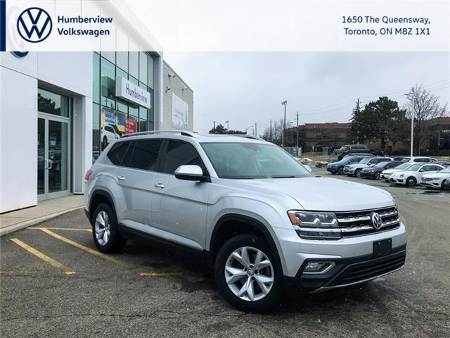 2018 Volkswagen Atlas 3.6 FSI Highline (Stk: 3099P) in Toronto - Image 1 of 22