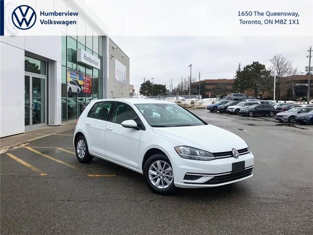 2020 Volkswagen Golf Comfortline (Stk: 8210R) in Toronto - Image 1 of 19