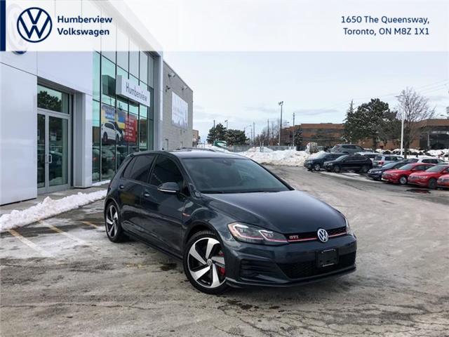 2019 Volkswagen Golf GTI 5-Door Autobahn (Stk: 97035A) in Toronto - Image 1 of 21