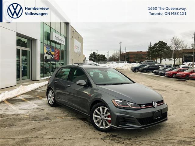 2018 Volkswagen Golf GTI 5-Door Autobahn (Stk: 98249AA) in Toronto - Image 1 of 21