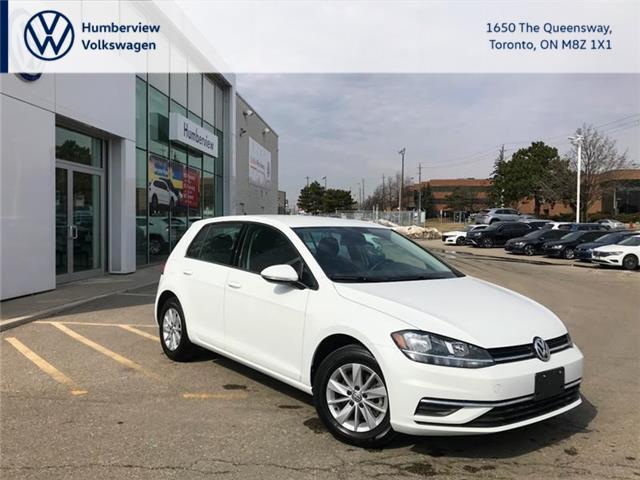 2020 Volkswagen Golf Comfortline (Stk: 8289R) in Toronto - Image 1 of 19