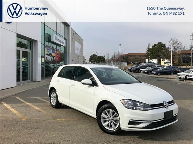 2020 Volkswagen Golf Comfortline (Stk: 7956R) in Toronto - Image 1 of 19