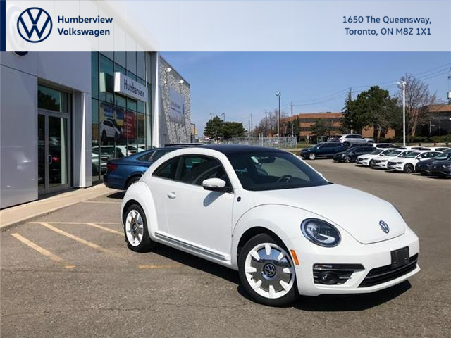 2019 Volkswagen Beetle Wolfsburg Edition (Stk: 14652P) in Toronto - Image 1 of 5