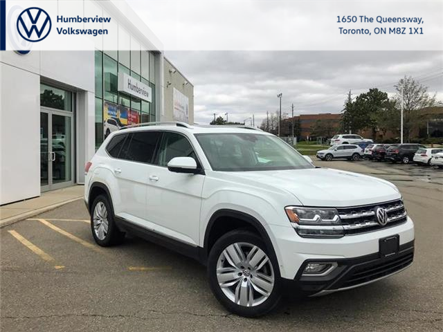 2018 Volkswagen Atlas 3.6 FSI Execline (Stk: 98467A) in Toronto - Image 1 of 20