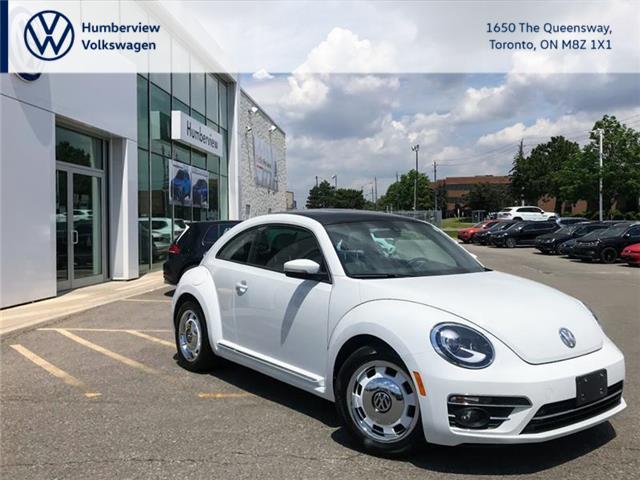 2018 Volkswagen Beetle 2.0 TSI Coast (Stk: 4658P) in Toronto - Image 1 of 18