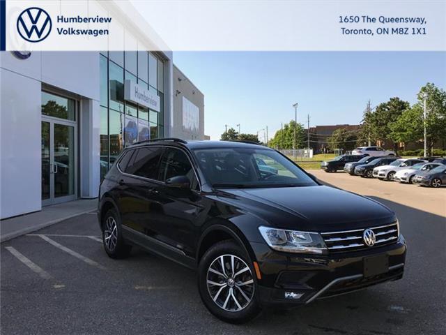 2018 Volkswagen Tiguan Comfortline (Stk: 98452A) in Toronto - Image 1 of 20