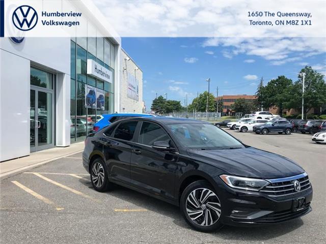 2019 Volkswagen Jetta 1.4 TSI Execline (Stk: 98706A) in Toronto - Image 1 of 21