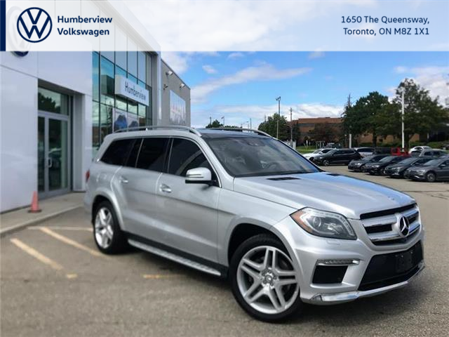 2014 Mercedes-Benz GL-Class Base (Stk: 42061PA) in Toronto - Image 1 of 22
