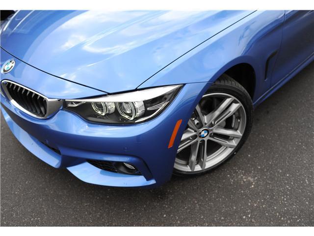 2018 BMW 430 i xDrive (Stk: 8A49306) in Brampton - Image 6 of 12
