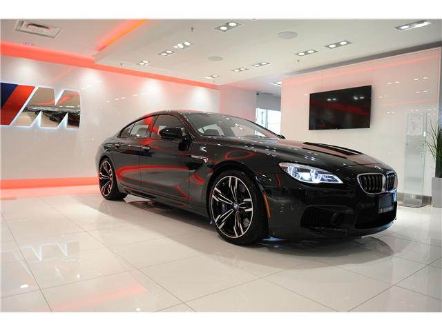 2018 BMW M6 Gran Coupe Base (Stk: 8437570) in Brampton - Image 1 of 13