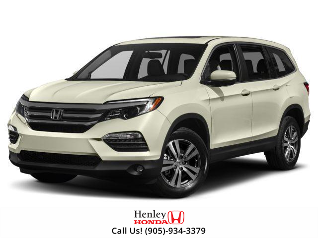 2017 Honda Pilot EX-L Navi (Stk: H16187) in St. Catharines - Image 1 of 9