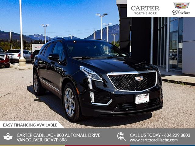 2020 Cadillac XT5 Sport (Stk: D79370) in North Vancouver - Image 1 of 22