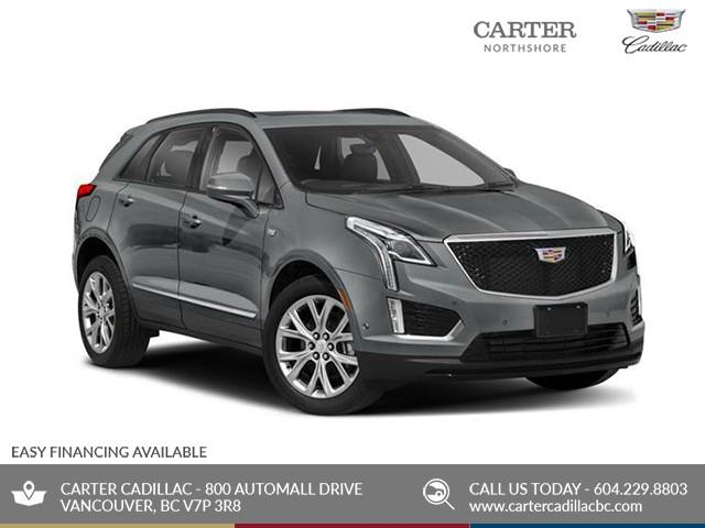 New 2021 Cadillac XT5 Sport NAVIGATION - MOONROOF - WIRELESS CHARGING - MEMORY PKG - North Vancouver - Carter GM North Shore