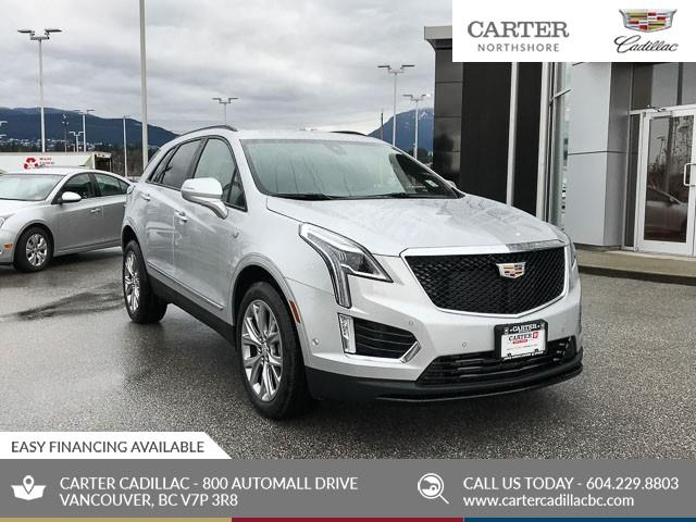 2020 Cadillac XT5 Sport (Stk: D88110) in North Vancouver - Image 1 of 23