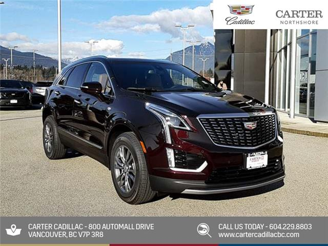 2021 Cadillac XT5 Premium Luxury (Stk: 1D04870) in North Vancouver - Image 1 of 24