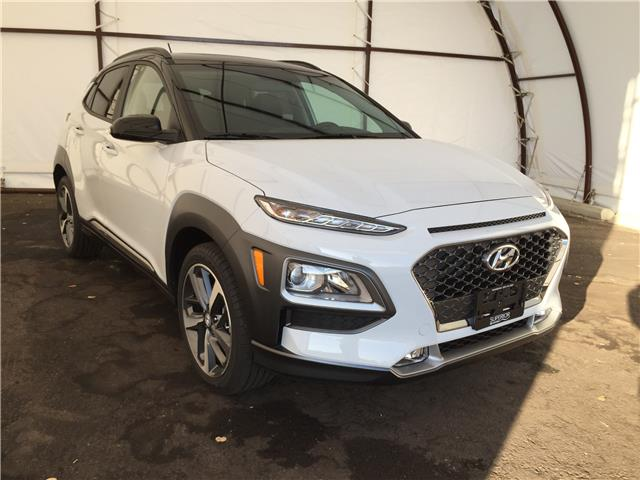 2021 Hyundai Kona 1.6T Trend w/Two-Tone Roof (Stk: 17103) in Thunder Bay - Image 1 of 16