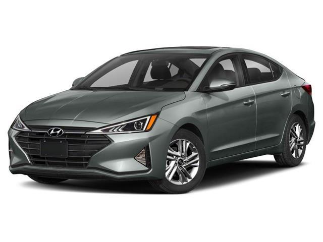2020 Hyundai Elantra Preferred w/Sun & Safety Package (Stk: 17153) in Thunder Bay - Image 1 of 9
