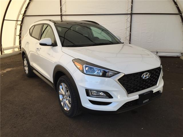 2021 Hyundai Tucson Preferred w/Sun & Leather Package (Stk: 17142) in Thunder Bay - Image 1 of 16