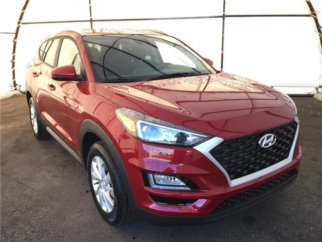 2021 Hyundai Tucson Preferred (Stk: 17156) in Thunder Bay - Image 1 of 17