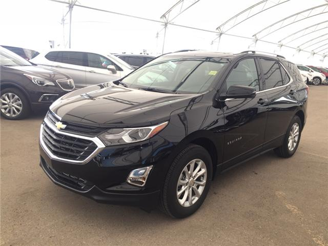 2018 Chevrolet Equinox 1LT (Stk: 155556) in AIRDRIE - Image 1 of 21