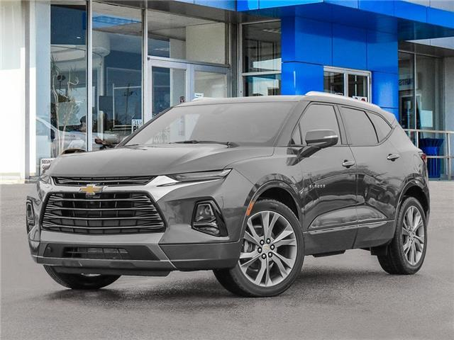 2020 Chevrolet Blazer Premier (Stk: L072) in Chatham - Image 1 of 23