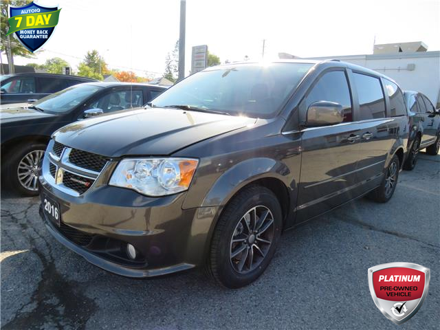 2016 Dodge Grand Caravan SE/SXT (Stk: 80561) in St. Thomas - Image 1 of 16