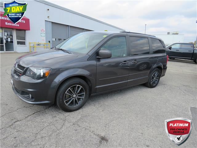 2017 Dodge Grand Caravan GT (Stk: 87771X) in St. Thomas - Image 1 of 22