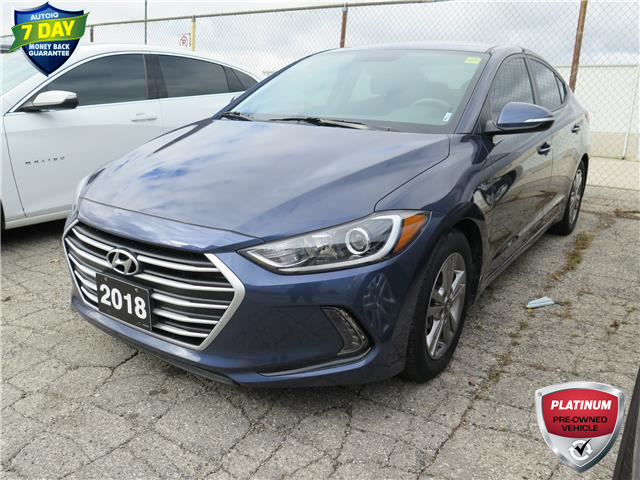2018 Hyundai Elantra GL (Stk: 96033) in St. Thomas - Image 1 of 18