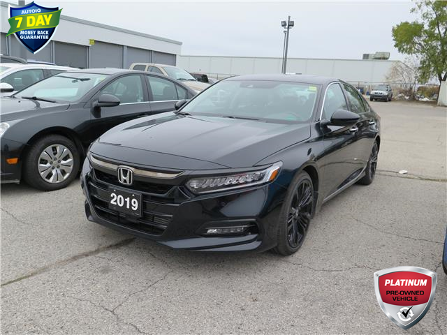 2019 Honda Accord Touring 2.0T (Stk: 95937) in St. Thomas - Image 1 of 19