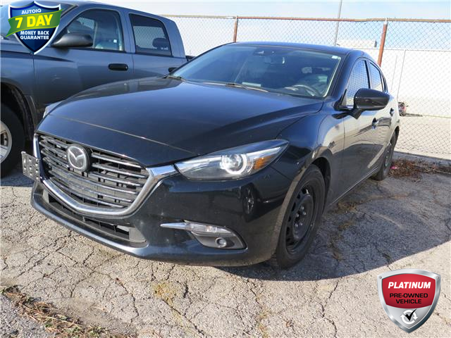 2018 Mazda Mazda3 Sport GT (Stk: 96266) in St. Thomas - Image 1 of 18