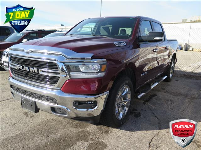 2019 RAM 1500 Big Horn (Stk: 96261) in St. Thomas - Image 1 of 15