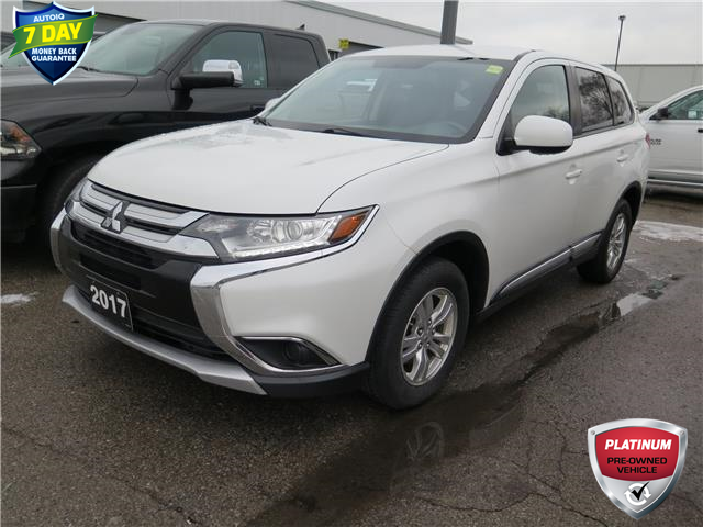 2017 Mitsubishi Outlander ES (Stk: 96391) in St. Thomas - Image 1 of 19