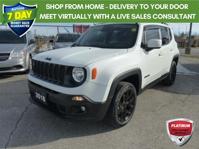 2018 Jeep Renegade North (Stk: 91132) in St. Thomas - Image 1 of 23