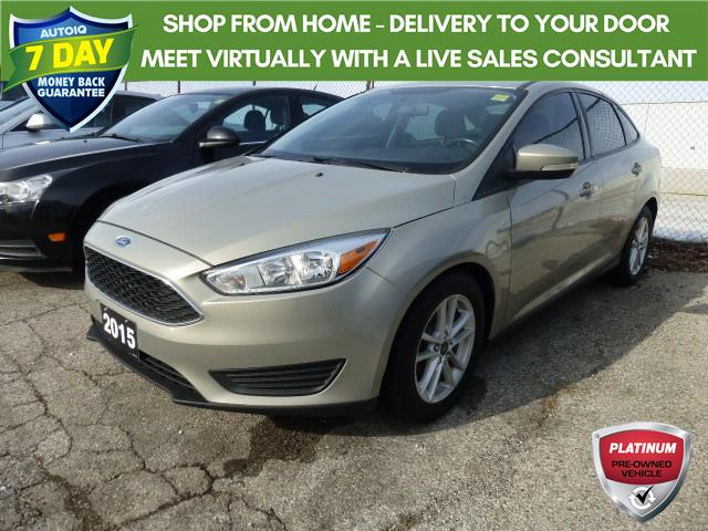 2015 Ford Focus SE (Stk: 95588X) in St. Thomas - Image 1 of 19