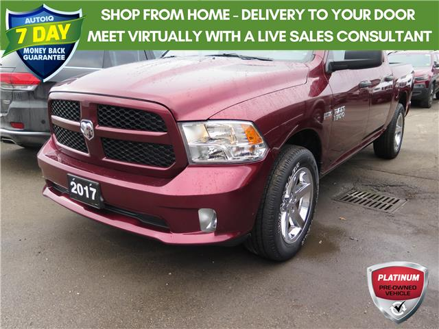 2017 RAM 1500 ST (Stk: 87797) in St. Thomas - Image 1 of 21