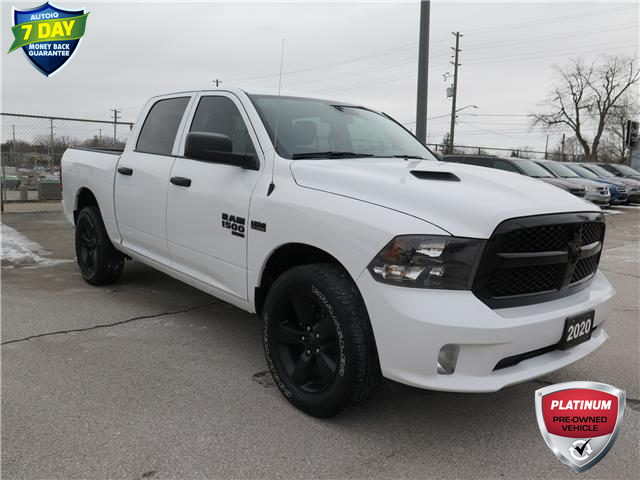 2020 RAM 1500 Classic ST (Stk: 94697) in St. Thomas - Image 1 of 21