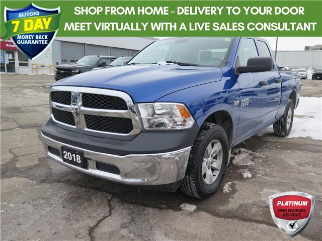 2018 RAM 1500 ST (Stk: 94330) in St. Thomas - Image 1 of 21